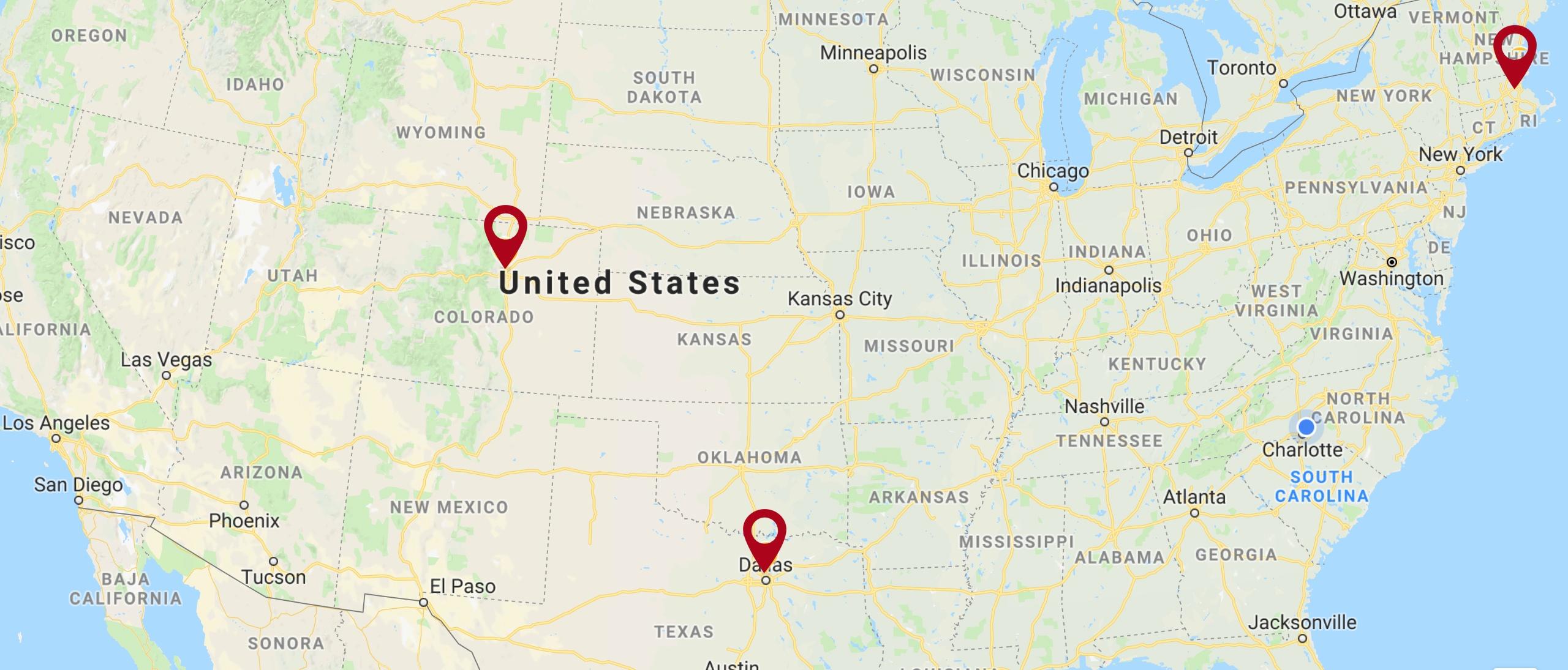 Venado-Map
