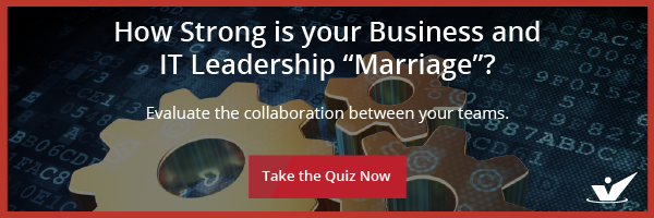 How strong is your Business and IT Leadership Marriage - Take our quiz and find out